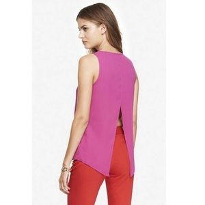 EXPRESS Slit Back Tank